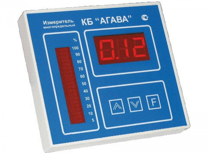 АДР многопредельные измерители-регуляторы